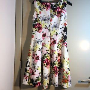 American Living Dresses - American living Floral print A line NWT